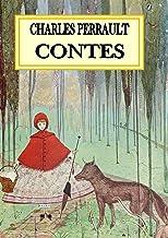 Contes: Texte original de Charles Perrault (French Edition)