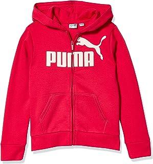 PUMA Girls' Zip-up Hoodie