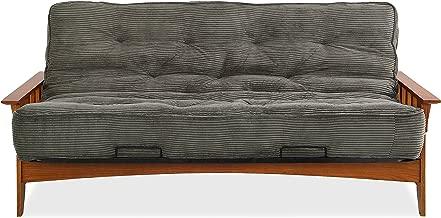Sofas 2 Go Seattle Vintage Oak Futon Frame W/ 8
