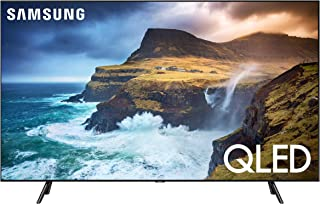 Samsung QN49Q70RAFXZA Flat 49-Inch QLED 4K Q70 Series Ultra HD Smart TV with HDR and Alexa Compatibility (2019 Model)