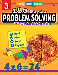 180 Days of Problem Solving for Third Grade