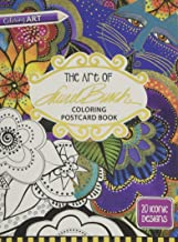 The Art of Laurel Burch™ Coloring Postcard Book: 20 Iconic Designs
