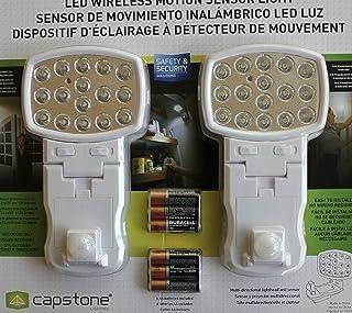 Wireless motion sensors LED Light 2 piece set