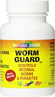 Nature Zone SNZ59321 Reptile Worm Guard Powder, 2-Ounce