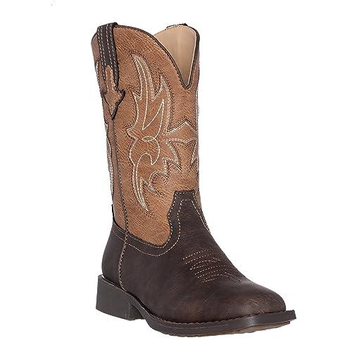 5bf90c048907 Children Western Kids Cowboy Boot