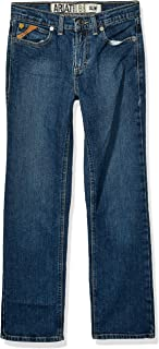 ARIAT Boy's B5 Slim Fit Bootcut Jean