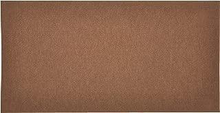 おくだけ吸着 ペットマット 消臭保護マット 60×120cm ブラウン