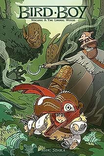 Bird Boy Volume 2: The Liminal Wood