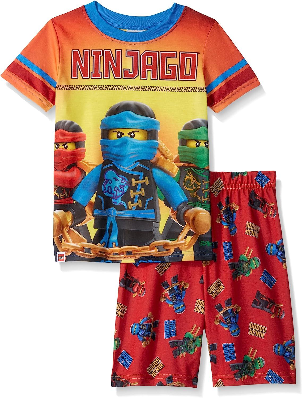 LEGO Boy's Ninjago 2-pc Pajama Short Set