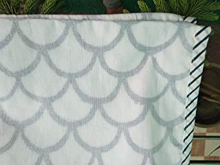 Handicraftofpinkcity soft cotton Twin size dohar, summer quilt, Ac quilt, printed quilt, cotton quilt