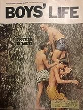 Boys' Life, Scouting in Tahiti, February 1969