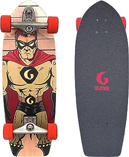 Glutier Surfskate Villain Stone 29 T12 Surf Skate ...