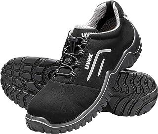 uvex Herren Damen Sicherheits-Schuhe Mikrofaser S2 Arbeits-Schutz Gr 35-50