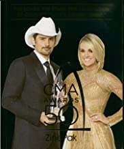 The 50th Annual CMA Awards Fan Package. LIMITED EDITION Zine Pak featuring Brad Paisley, Carrie Underwood, Keith Urban, Little Big Town, Cole Swindell and MANY more!