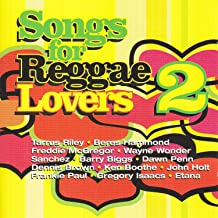 songs for reggae lovers vol 2