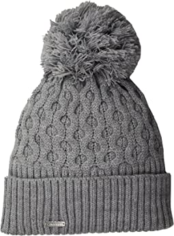 Calvin Klein - Honeycomb Cable Beanie