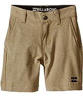 Crossfire X Shorts (Toddler/Little Kids)