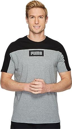 PUMA - Rebel Block Tee