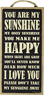 (SJT94107) You are My Sunshine My only Sunshine You Make me Happy When Skies are Gray You'll Never Know Dear How Much I Love You Please Don't take My Sunshine Away 5