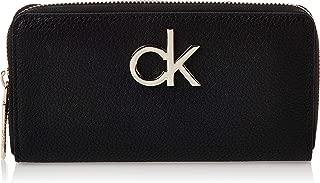 Calvin Klein Re-lock Lrg Ziparound Womens Purse