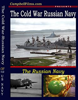 Russian Navy Cold War Films Carriers Cruisers Submarines old film DVD