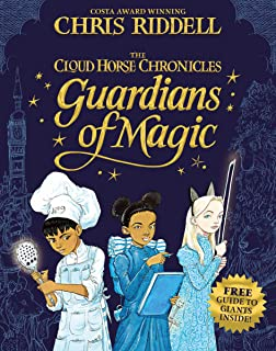 Guardians of Magic (The Cloud Horse Chronicles)