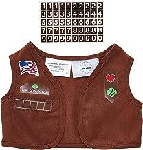 Best build a bear girl scout vest Reviews