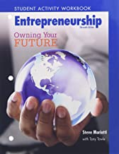 Student Activity Workbook for Entrepreneurship: Owning Your Future (High School Workbook)