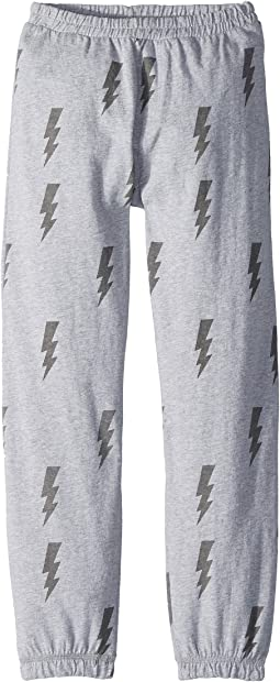 Chaser Kids - Cotton Jersey Lightning Lounge Pants (Big Kids)