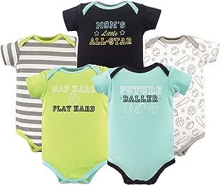 Unisex Baby Cotton Bodysuits