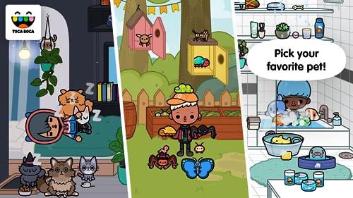 『Toca Life: Pets』の3枚目の画像