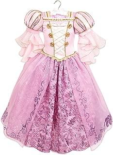 Disney Rapunzel Deluxe Costume for Kids Multi