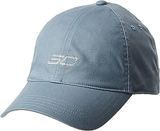 Under Armour Men's Sc30 Core Dad Cap, Grey (Ash Gray/Harbor Blue), One Size