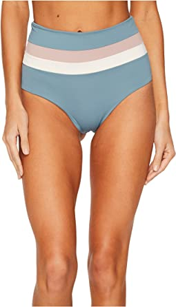 L*Space - Color Block Rebel Stripe Portia Bottom
