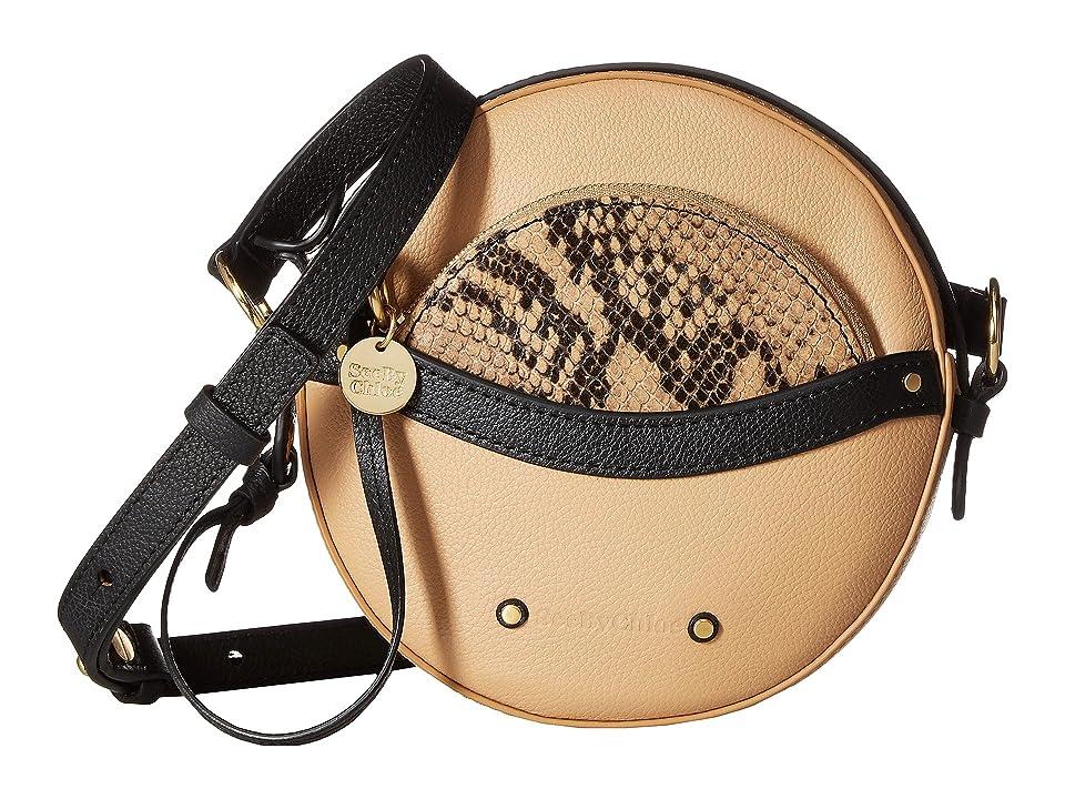 See by Chloe Rosie Mini Crossbody (Blush Nude) Cross Body Handbags