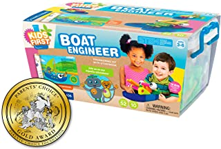 Thames & Kosmos Kids First Boat Engineer Science Kit