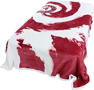 College Covers Alabama Crimson Tide Super Soft Sherpa Blanket, 63