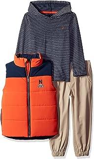 Sets Kids and Baby 3 Pieces Vest Pants Set