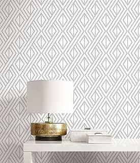 Best geometric print wallpaper Reviews