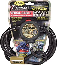 WYERS PRODUCT GROUP,INC VMAX9C Trimax Multi-Use Versa-Cable Lock-9'