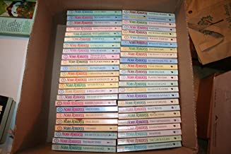 Nora Roberts Language of Love Series, Complete Set, Books 1-48 (1-Irish Thoroughbred / 2-The Lady is Law / 3-Irish Rose / ...