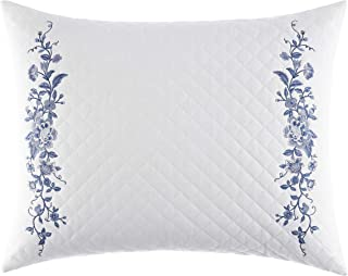 Laura Ashley Charlotte 16x20 Breakfast Pillow, Blue