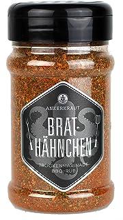 Brathähnchen, BBQ Rub für Geflügel, Streuer, 200gr