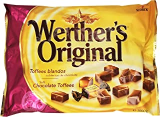 Werther'S Original - Toffee blandos cubiertos en chocolate