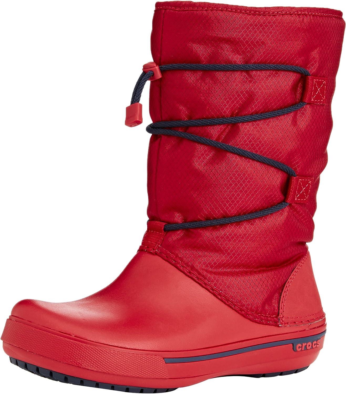 CROC Womens Crocband II.5 Cinch Boot Shoes