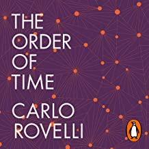 The Order of Time: Narrated by Benedict Cumberbatch