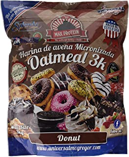 Max Protein Oatmeal Harina Avena - 3000 gr