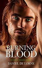 Burning Blood: A Dark MM Paranormal Romance (Bonds of Blood Book 2)