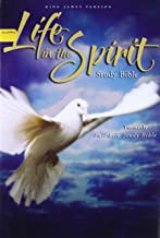 KJV, Life in the Spirit Study Bible, Hardcover, Red Letter Edition: Formerly Full Life Study