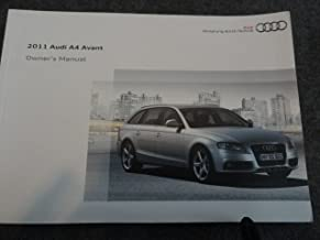 Best 2011 audi a4 owners manual Reviews